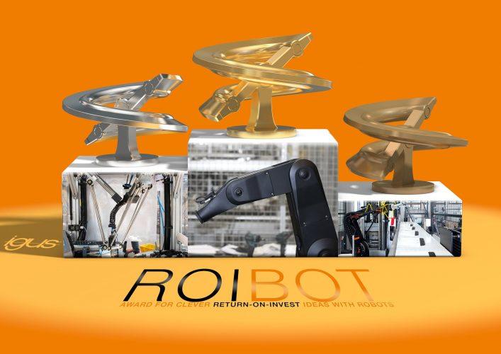 Roibot: concours de robotique low cost